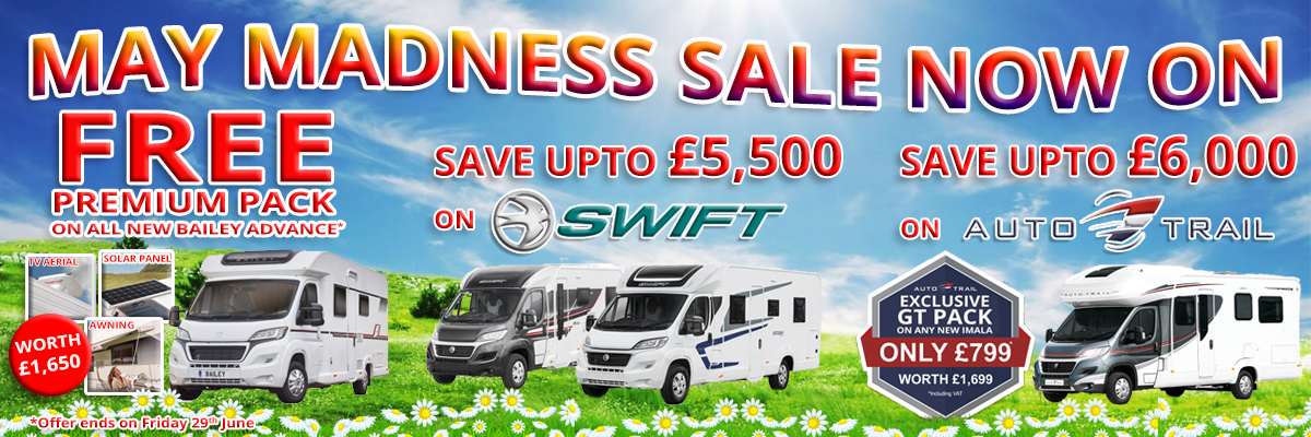 MOTORHOMES OFFERS 4