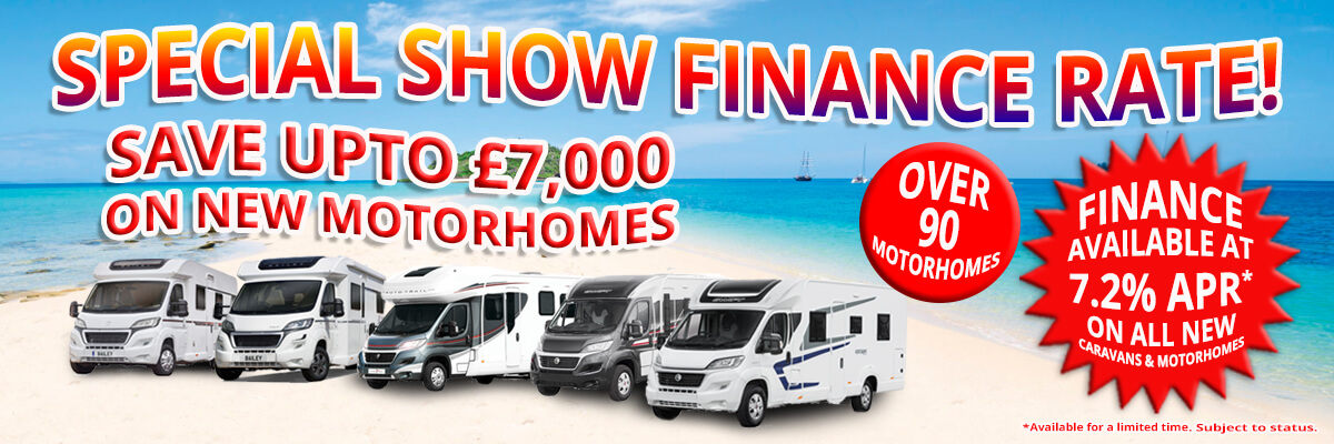 SHOWFINANCE MOTORHOMES OFFERS 1