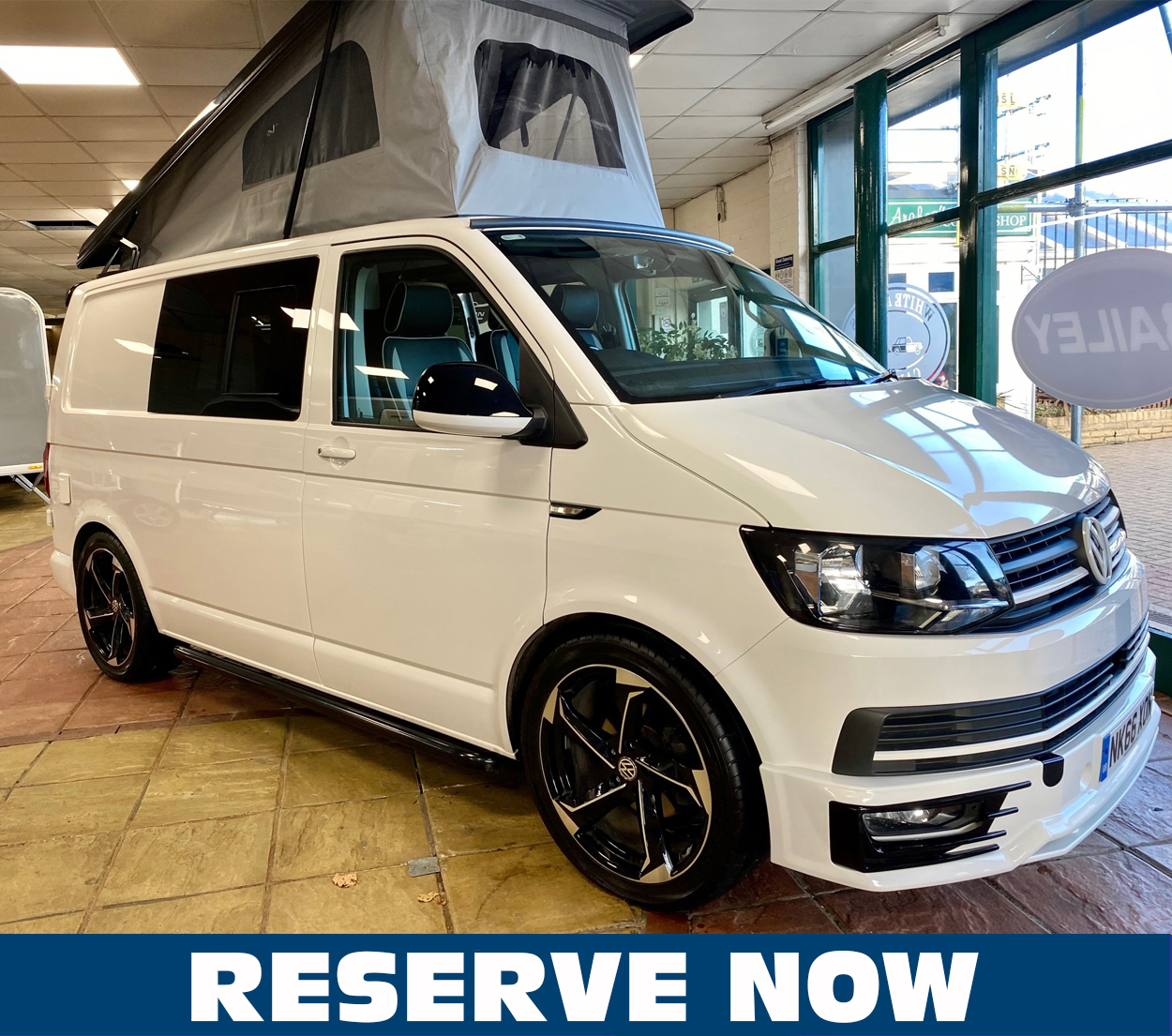 VW T6 Camper White Thumb copy