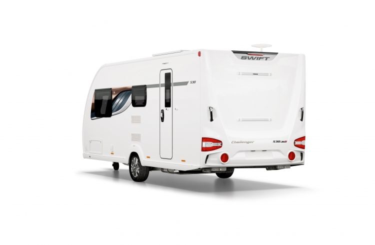EXT Challenger 530 Rear View SWIFT 2