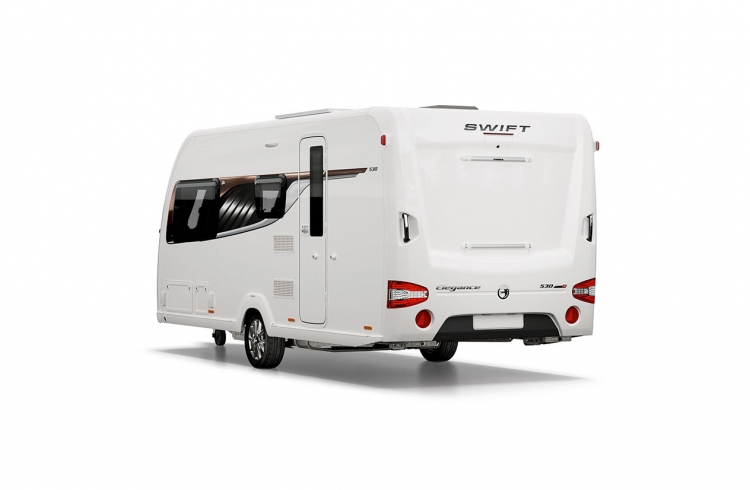 EXT Elegance 530 Rear View SWIFT3