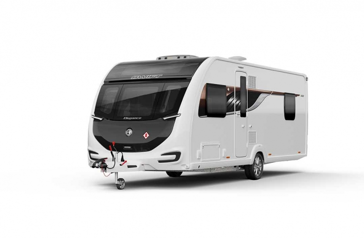 EXT Elegance 560 Front 3Q Nose On SWIFT