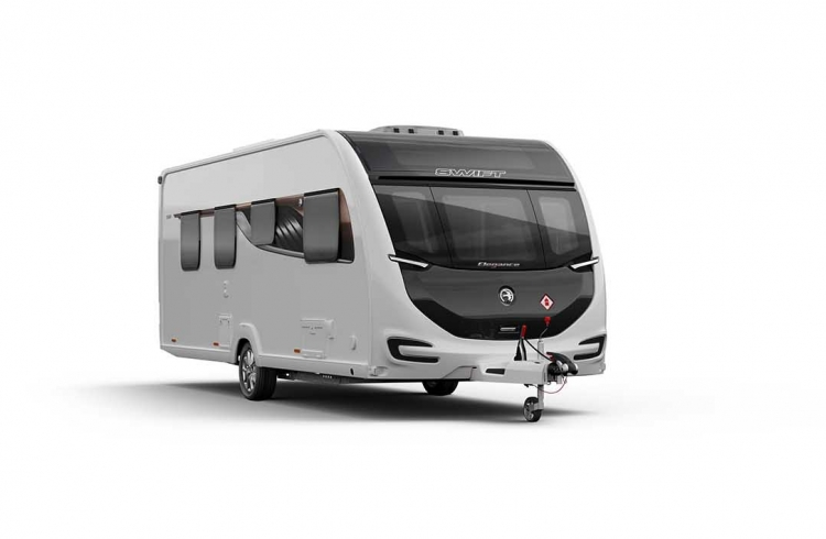 EXT Elegance 560 Front 3Q Off Side SWIFT2