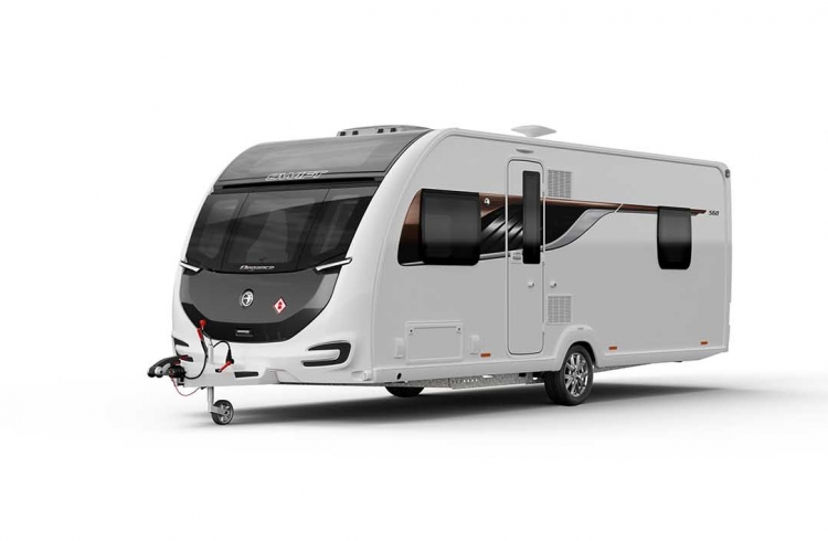 EXT Elegance 560 Front 3Q SWIFT2
