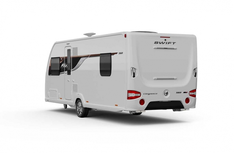 EXT Elegance 560 Rear 3Q SWIFT2
