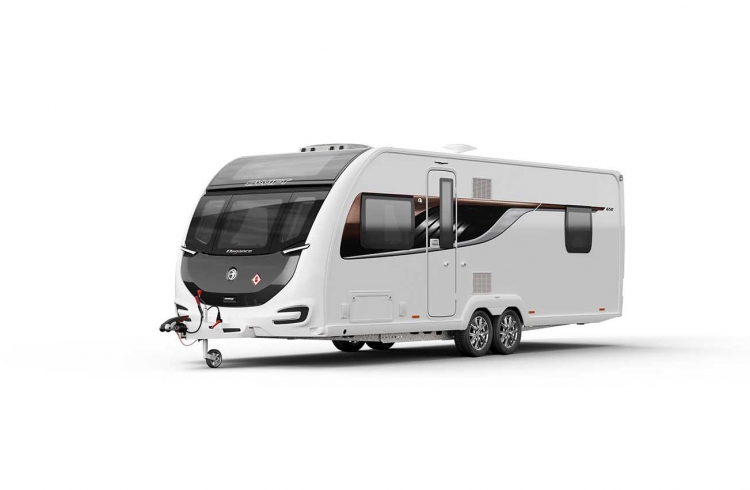 EXT Elegance 650 Front 3Q SWIFT