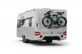 EXT Elegance 650 Rear 3Q Optional Bike Rack SWIFT2
