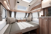 INT Challenger X Front Lounge Bed Made Up SWIFT5