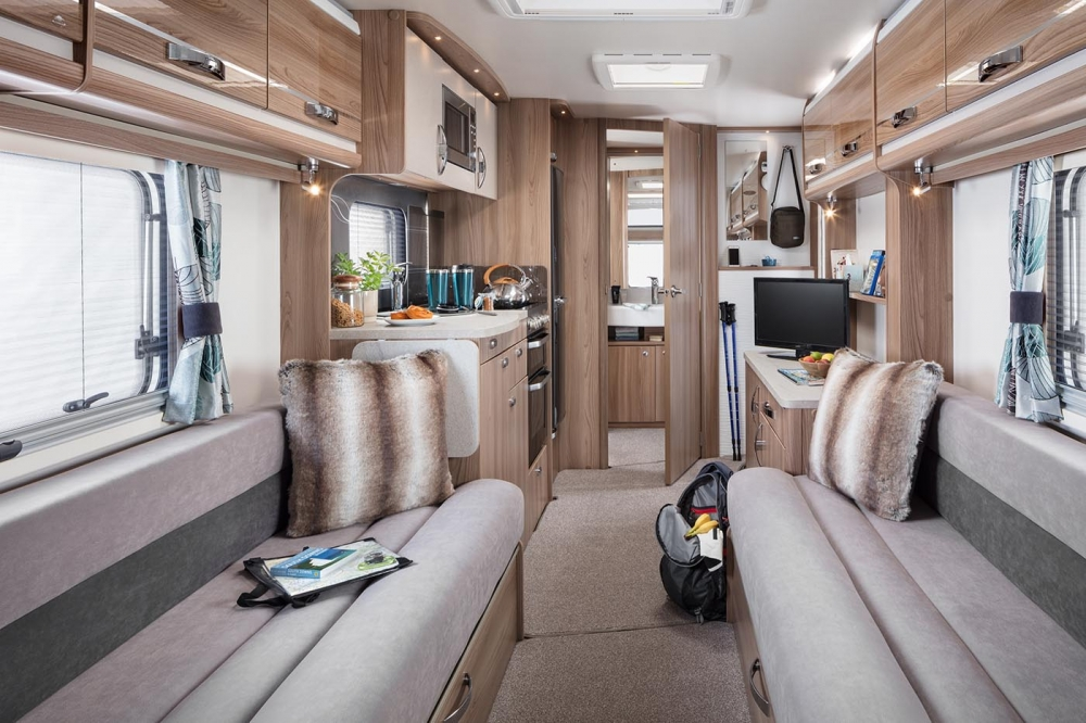 Swift Caravans For Sale White Arches
