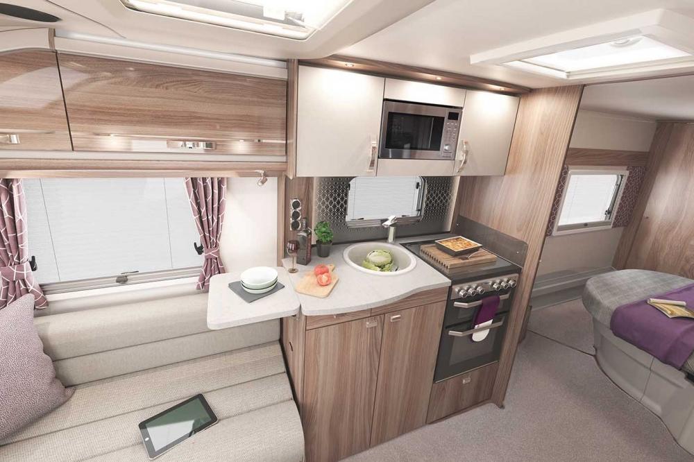 Swift Caravans For Sale | White Arches