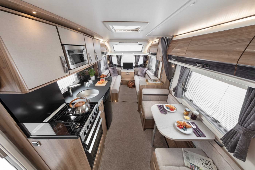 Swift Caravans For Sale | White Arches