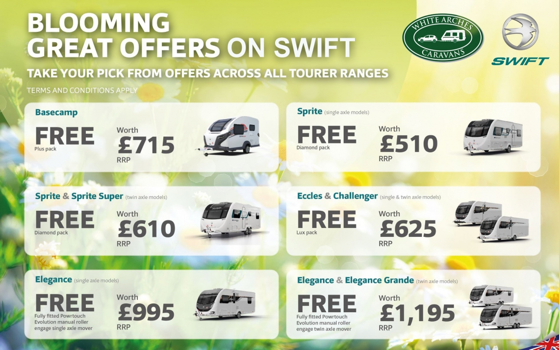 SWIFT OFFERS