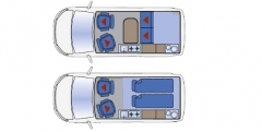 VW SILVER FLOORPLAN